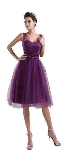 herafa Chemise Princess Prom Dresses Romantic Style Hand-Decorated With Flowers & Delicate Beading Purple Size:14 herafa,http://www.amazon.com/dp/B00BSMAZFE/ref=cm_sw_r_pi_dp_AaQqsb0404THEV16