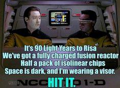 Star Trek Quotes, Watch Star Trek, Star Trek Characters, Star Wars, Starship Enterprise, Star Trek Universe, Across The Universe, Nerd Love, To Infinity And Beyond