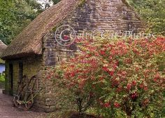 Ireland Old Stone Cottage Lustre  5 X 7 by Celticcatphotos on Etsy, $18.00
