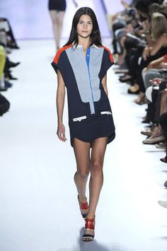 Amazing and original look from Lacoste #french #sportwears #style