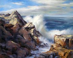 Andrew Orr - Portfolio of Works: Seascape