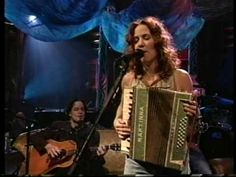 """Sheryl Crow - """"Are You  Strong Enough To Be My Man"""" - acoustic, accordion, 1995, stereo  hmmm, i might have pinned this one already (cheryl's voice is so 'young' sounding on this version.)"""