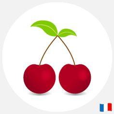 E-liquide cerise français : 10 ml - nicotine : 0, 6, 11 ou 18 mg. 4,90 €.