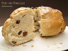 Pan de Pascua (receta checa) - MisThermorecetas