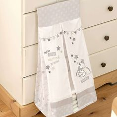 Disney Dumbo Nursery Nappy Stacker | Dunelm