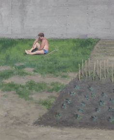 Find the latest shows, biography, and artworks for sale by Serban Savu. In his realist, melancholic paintings, Cluj School artist Serban Savu—who grew up dur… Garden Stakes, Beach Mat, Outdoor Blanket, Artsy, How To Plan, Artwork, Paintings, Oil, Contemporary