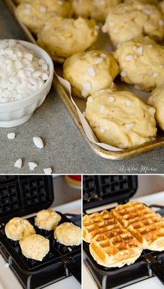 traditional liege waffle recipe