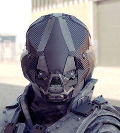 Exoskeleton - 3d model on Behance