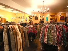 Stockpile vintage wool sweaters, '80s relics, and furs at Sputnik, which serves Brooklyn style with a blast of Icelandic cool. Double down on secondhand scouring at the weekend Kolaportið Flea Market in the bustling Old Harbor District.