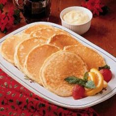 Fluffy Pancakes Allrecipes.com