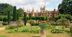Knebworth House: Hertfordshire, England