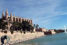 #catedralpalmademallorca #mallorca #igersmallorca http://auroravega.com/look-comodo/
