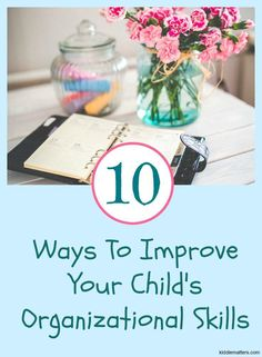 It is important that teachers, parents, and caregivers work to improve children's  executive function skills. These skills help children to better manage their time and become more organized.  This is important because research shows that improved time management and organizational skills help children become better students, especially in middle school.