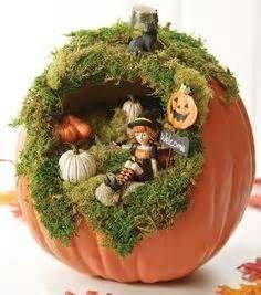 Diy Pumpkin Fairy Garden - Yahoo Image Search Results