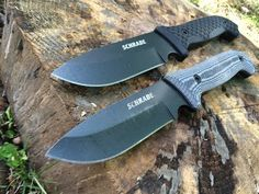 https://youtu.be/ciWa9CYL0s8   NEW Schrade SCHF51 and SCHF51M: Brand New Survival Knife Based on the Aw...