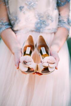 elegant wedding shoes туфли невесты