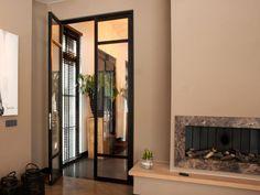 glazen houten binnenpuien - Google zoeken
