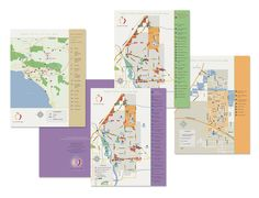 Some of our design work at McGregor Shott, Inc. Map system for Town of Apple Valley.