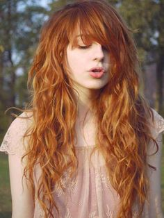 I have the strangest urge to dye my hair orange...