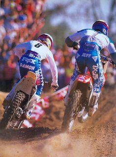 Damon Bradshaw and Jeff Stanton
