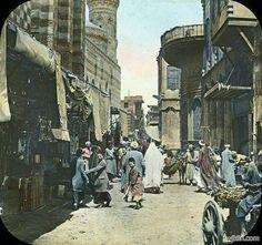 صوره شارع المعز مصر المحروسة زمان