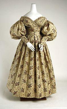 Dress - 1835 - The Metropolitan Museum of Art