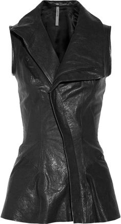 TODD LYNN Hunab Leather Vest  This is awesome! If only it weren't $1365!