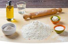 Ricetta base per impasto piadina con grano saraceno - Galbani