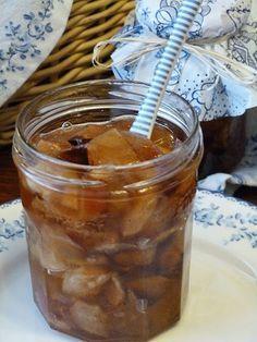 Kouzlo mého domova: Zimní jablečný pečený čaj s vůní perníku a pravé vanilky Smoothie Drinks, Smoothies, Home Canning, Cooking Recipes, Healthy Recipes, Food 52, Food Storage, Food Hacks, Kids Meals