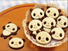 Shop our best value Panda Shaped Cookies on AliExpress. Check out more Panda Shaped Cookies items in Home & Garden, Home Appliances! And don't miss out on limited deals on Panda Shaped Cookies! Biscuit Bread, Cookies Et Biscuits, Cookie Sandwich, Sandwich Cutters, Bolo Panda, Diy Cookie Cutter, Panda Cakes, Tool Cake, Cake Cutters