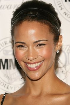 Paula Patton married to Robin Thick (but now divorced)