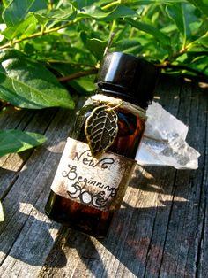 New Beginnings Ritual Perfume Oil. $12.99, via Etsy.