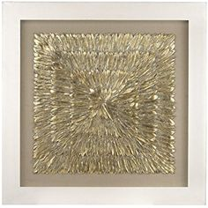 Gold Feather Spaturral >>> Find out more about the great product at the image link. (This is an affiliate link) #NurseryWallDcor