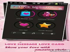Love Messages Pro  Android App - playslack.com ,  Love Messages Pro – must-have app to show your love with best romantic ways! You can create impressive card, send sweet text to your love ones with over 3600+ quotes, get best data from online community that are updated every day by other users, share items via social apps… ★ ★ ★ ★★ MAIN FEATURES ★ ★ ★ ★ ROMANTIC CARD✔ Choose nice picture from beautiful background library to make your card✔ Add sender and receiver name✔ Add your own text or…