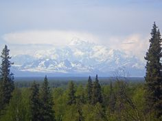 Would love to go back to Talkeetna, AK