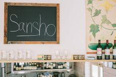 falstaff: ....beenden wir am Abend mit einem wahren kulinarischen Meisterwerk im »Sansho«.