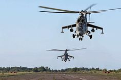 Mil Mi-24 Crocodile