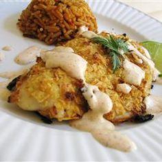 Fish Tacos with Jalapeño Sauce | Recipe | Spicy Fish Tacos, Fish ...
