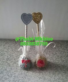 His and hers party favors