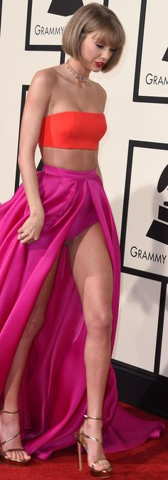 Taylor Swift 2016 Grammy Awards.