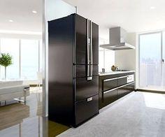 「黒い冷蔵庫」の画像検索結果