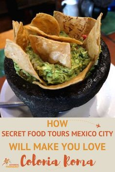 Furthermore, the Secret Food Tours Mexico City promised a local experience in Roma Norte with a variety of authentic Mexican stops. Join us on a Colonia Roma food tour and explore the history, culture, and flavors of this vibrant neighborhood. #mexico #mexicocity #foodies #colonia #roma #authenticfoodquest | authenticfoodquest.com @afoodquest