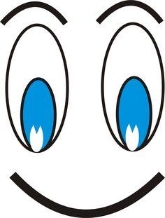 ojos caricatura - Buscar con Google
