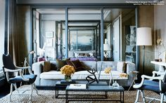 {Simply Seductive : a lifestyle & fashion blog}: Spotlight: {Interior Designer, Thom Filicia}