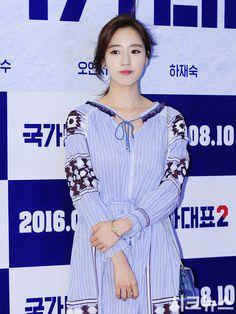 T-ara EunJung at the VIP premiere of 'Take Off 2' ~ T-ara World ~ 티아라