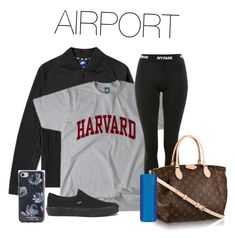 """""""Untitled #380"""" by showyourlilly on Polyvore featuring NIKE, Topshop, Vans and Kate Spade"""