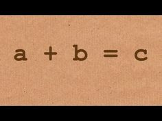 abc Conjecture - Numberphile - The abc Conjecture may have been proven by a Japanese mathematician - but what is it?