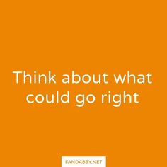 'Think about what could go right' - When we think negative we tend to focus on things which could go wrong. Then our mood goes down further. Instead think of what could go right even the smallest of things! Believe and it will! #MentalHealthMatters #MentalHealth #Meditation #Clothing #NotForProfit #Ana #Anxiety #Autism #Depression #Disorders #Endstigma #Positive #Recovery #RemoveTheLabel #SelfCare #Quote #Warrior #Yoga - LINK IN BIO. All profits donated to @RethinkMentalIllness and…