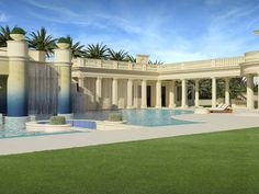 Le Palais Royal - 935 Hillsboro Mile, Hillsboro Beach, Florida 33062 #mansion…