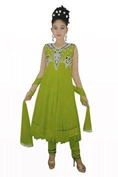 Yellow green coloured kids and girls wear Punjabi Suit, Size 34 Vasundhara http://www.amazon.com/dp/B00SJRTPA2/ref=cm_sw_r_pi_dp_9Aa8vb0KXWT4R